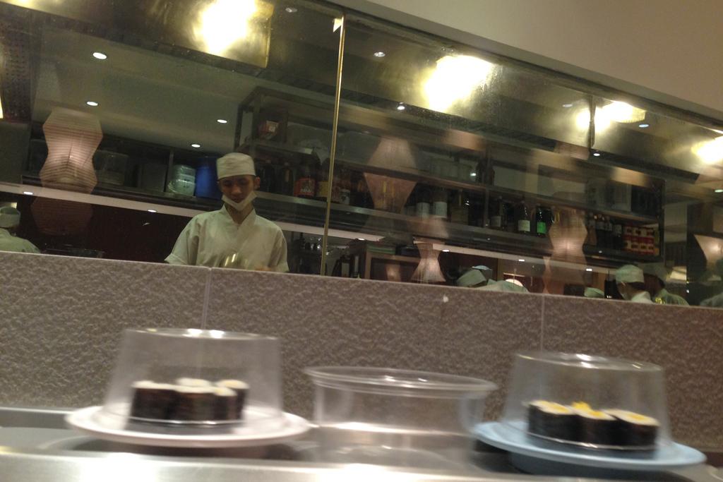 ワンモントキアラの寿司三昧
