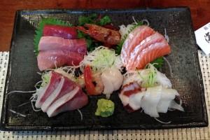 クアラルンプールで日本食が恋しくなったら海宝丸の刺身定食!