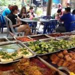 ブキビンタンのプラザ・ロー・ヤット前の中華経済飯がウマい!
