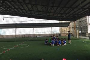 マレーシアのサッカースクール、木村和司がディレクターのShoot Football Academyの練習内容が興味深い。