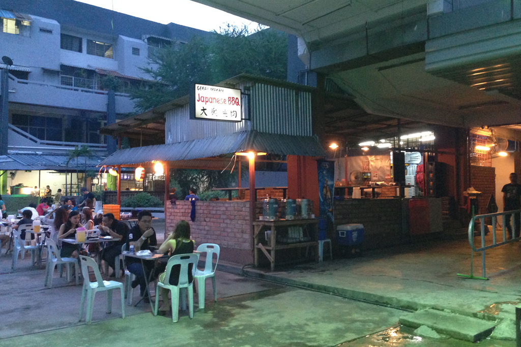 マレーシアで大衆焼肉