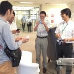 ビーグッド・テクノロジー訪問。ナカノプロパティのナカノさんはマレーシアで有名人
