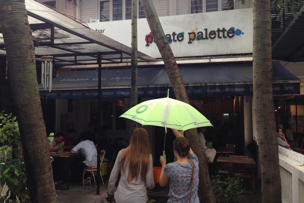 クアラルンプールのPalate Palette(パレットパレット)
