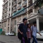 ミャンマー旅行では銀行観光(AGD BANK)がオススメ。