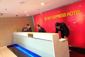 ブキビンタンのSky Express Hotelはコスパ高くてオススメのホテルです!