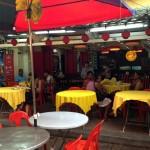 チャイナタウンの中華料理Platinum