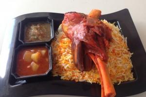 初めてのアラブ料理はサイバージャヤのHammurabi、ラム肉でお腹いっぱい