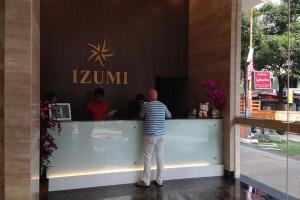 ブキビンタンでオススメのIZUMIホテル!