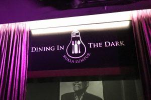ブキビンタンで絶対オススメのレストラン!Dining In The Dark KL