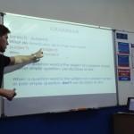 マレーシアの語学学校ELCの授業の様子