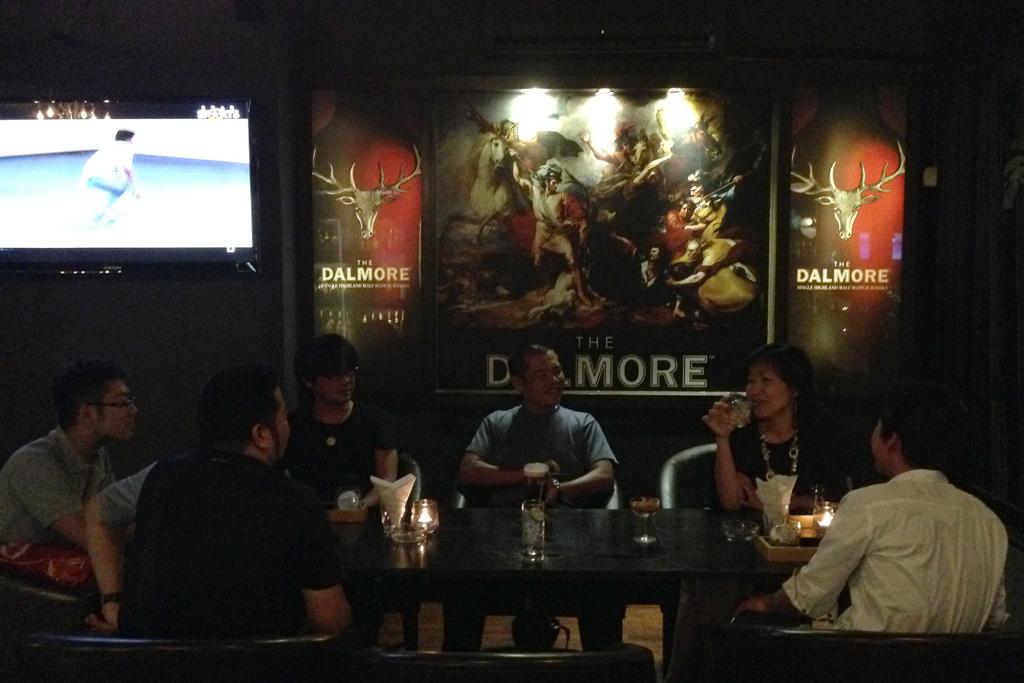 ブキビンタンのThe Whisky Bar