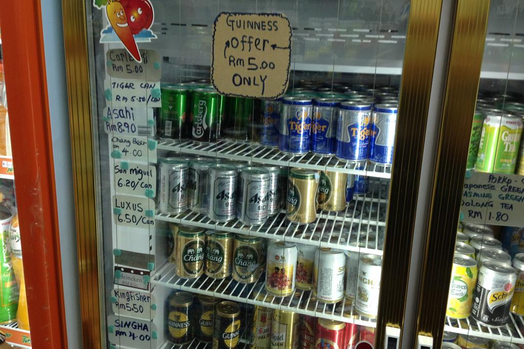 コンビニのビールが異様に安い