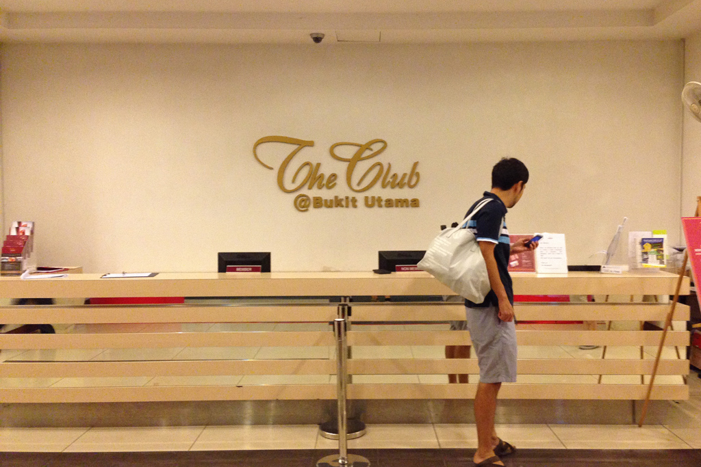 Bukit UtamaのThe Club